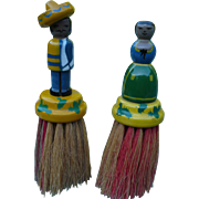 Senor Senorita Clothes Brushes