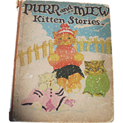 Purr Miew Kitten Stories Book