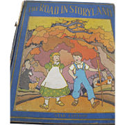 Road Storyland Children's Book