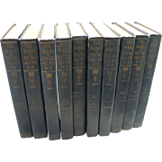 Edgar Allen Poe 10 volume Set