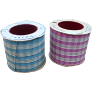 Check Ribbon Spools