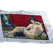 Needlepoint Nude Canvas
