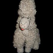 Hand Knit Poodle