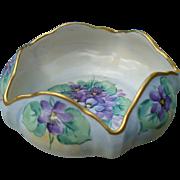 Osbourne Violet Dish