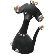 Lefton Poodle Bell