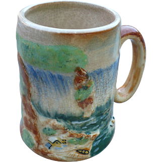 1930's Niagara Falls Mug