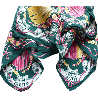 Gone With the Wind Scarf