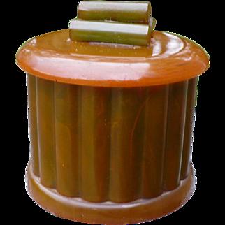 Bakelite Lidded Box