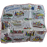 Famous Inventions Handkerchief