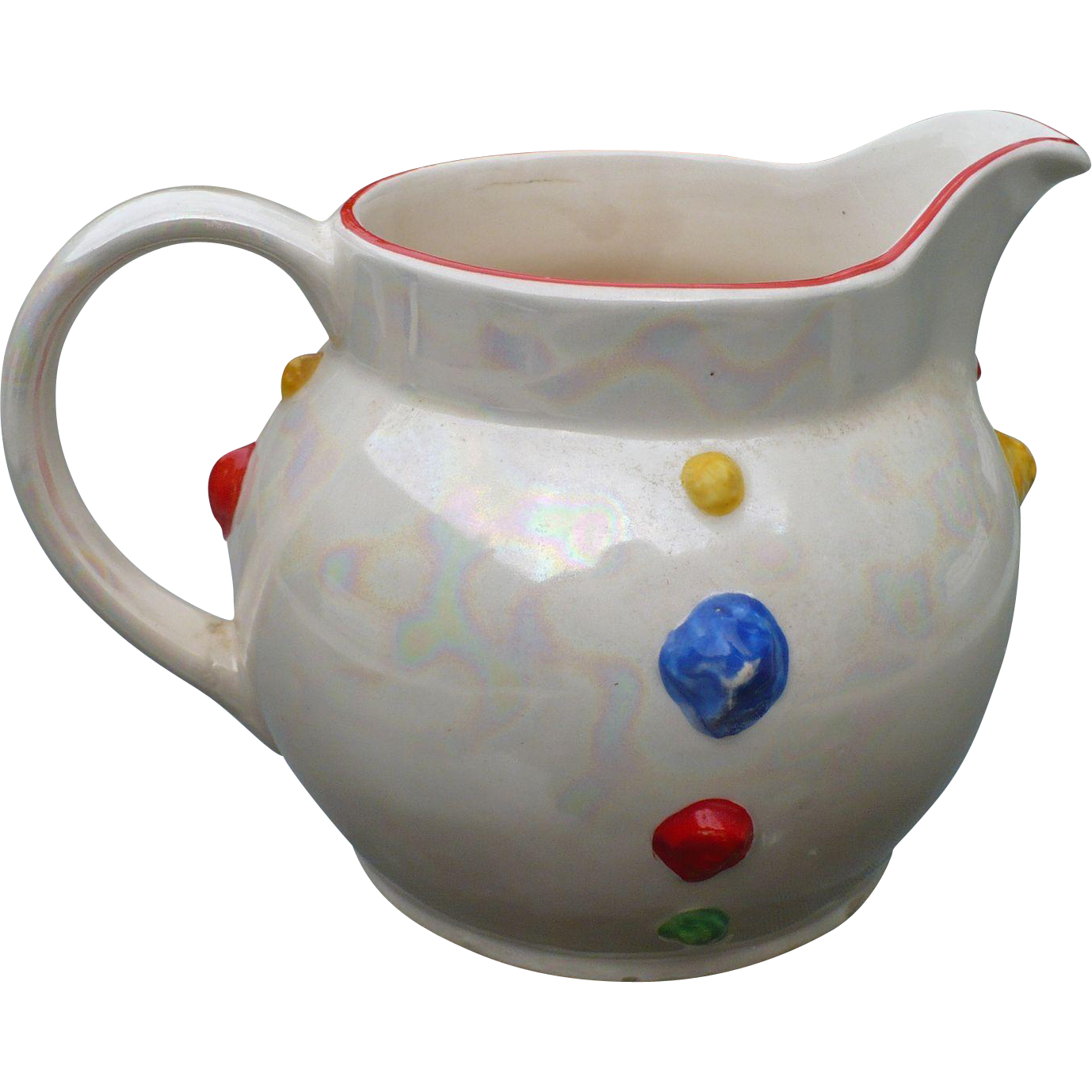 Czech Dot Pitcher