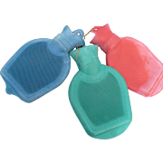 Rubber Hot Water Bottles