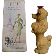 Fifi Poodle Soap