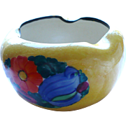 Czech Pottery Ashtray