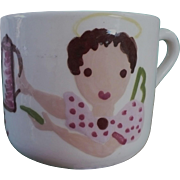Cleminson Pottery Divorce Cup