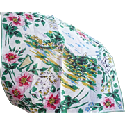 Irish Castle Handkerchief