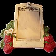 Strawberry Notepad Holder