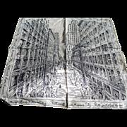 Petticoat Lane Handkerchief