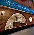 Louis Wine Antiques logo