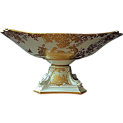 Royal Crown Derby Gold Aves Comport - Circa 60s