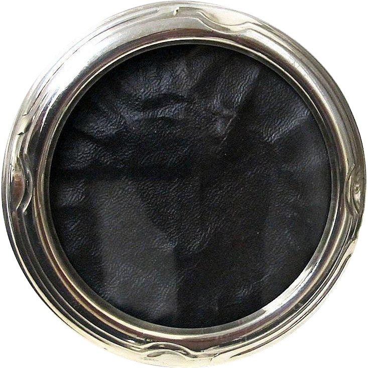 Sterling Silver Picture Frame Circa 1930s