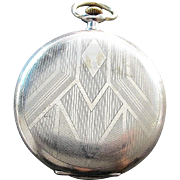 DROSSON Pocket Watch, Circa 1920's