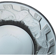 Lalique Sweet Meats Dish - MINT