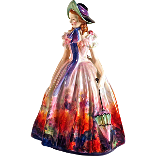 """""""EASTER DAY' Royal Doulton Figurine- HN 2039"""