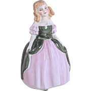 """PENNY"" Royal Doulton Figurine by Peggy Davis in 1967 - HN 2338"