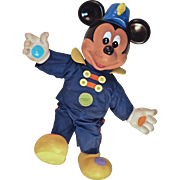 MICKY MOUSE BAND LEADER - Mattel 1990 for Disney Studios