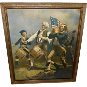The Spirit of 1776 by A. M. Willard - Yankee Doodle