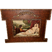 Embellished Frame With Classical Postcard of Venus - 2 of 2
