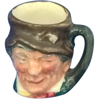 Royal Doulton Tiny Character Jug 'Paddy'