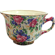 James Kent Ltd. Vintage Rosalynde Chintz Cup