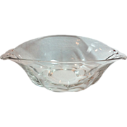 Duncan & Miller Canterbury Elegant Glass Crystal Bowl