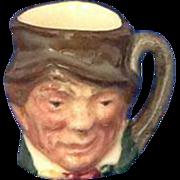 Royal Doulton Tiny Character Jug Paddy Name in Backstamp