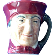 Royal Doulton Tiny Character Jug The Cardinal - One of the Original Twelve Tinies