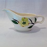Stetson China Dixie Dogwood Creamer by Joni
