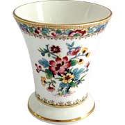 Coalport Bone China Ming Rose Miniature Vase
