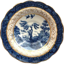 Booth's Real Old Willow Saucer