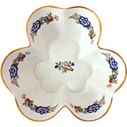 Royal Tara Ireland Fine Bone China Harmony Shamrock Shaped Bowl