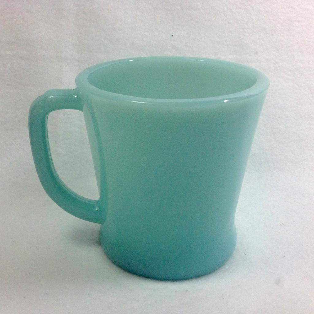 Rim Shops Near Me >> Anchor Hocking Fire King 1950s Turquoise Blue Mug from ...