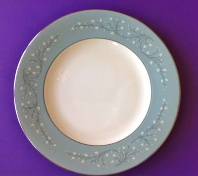 Syracuse China Minuet Salad Plate