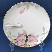 Early Noritake Azalea One Handled Lemon Dish
