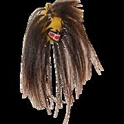 Yaqui Native American Coyote Pascola Dance Mask