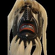 Yaqui/Yoeme Pascola Spirit Mask