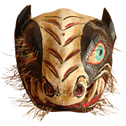 El Tigre Modern Wall Decor Dance Mask