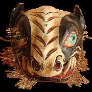 El Tigre Pascola Yaqui/Mayo Dance Mask