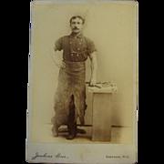 Occupational Photo Wyoming Blacksmith