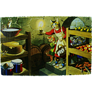 Mainzer Dressed Cats Postcard