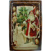Father Christmas Early Postcard